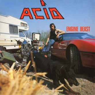 Acid - Engine Beast (Expanded Edition) (CD)