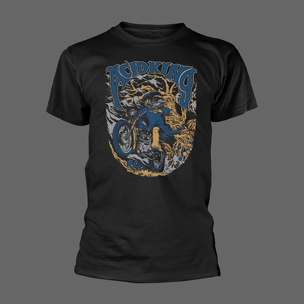 Acid King - Biker Wizard (T-Shirt)