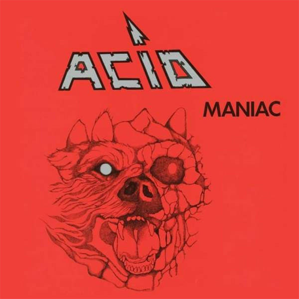 Acid - Maniac (Expanded Edition) (CD)
