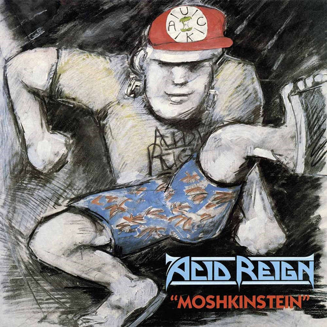 Acid Reign - Moshkinstein (2019 Reissue) (LP)