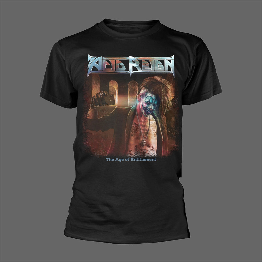 Acid Reign - The Age of Entitlement (T-Shirt)