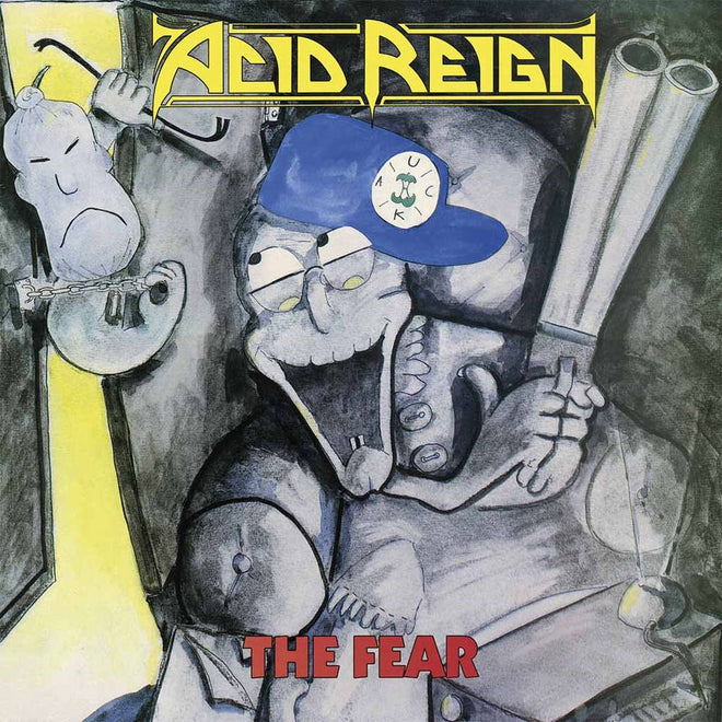 Acid Reign - The Fear (2019 Reissue) (LP)