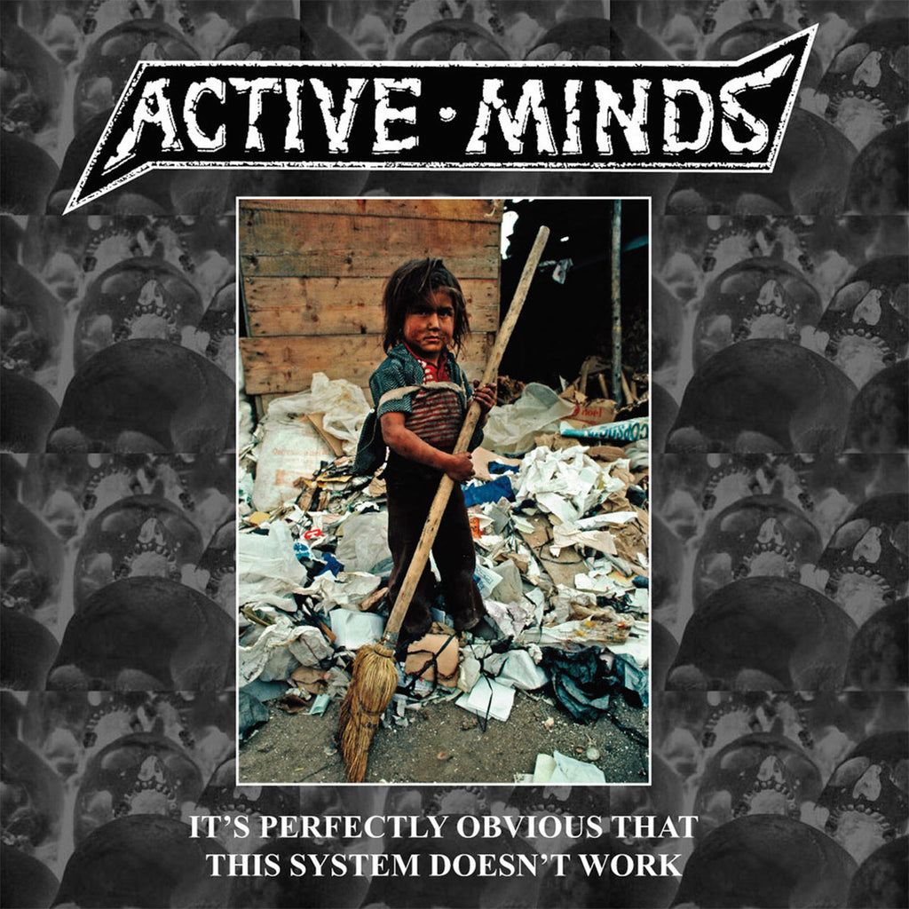 Active Minds - It's Perfectly Obvious That This System Doesn't Work (CD)
