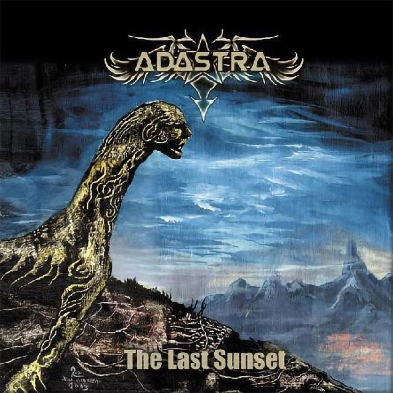 Adastra - The Last Sunset (CD)