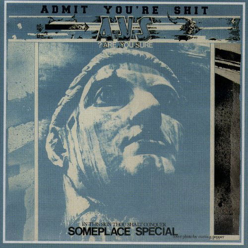 Admit You're Shit - Someplace Special (CD)