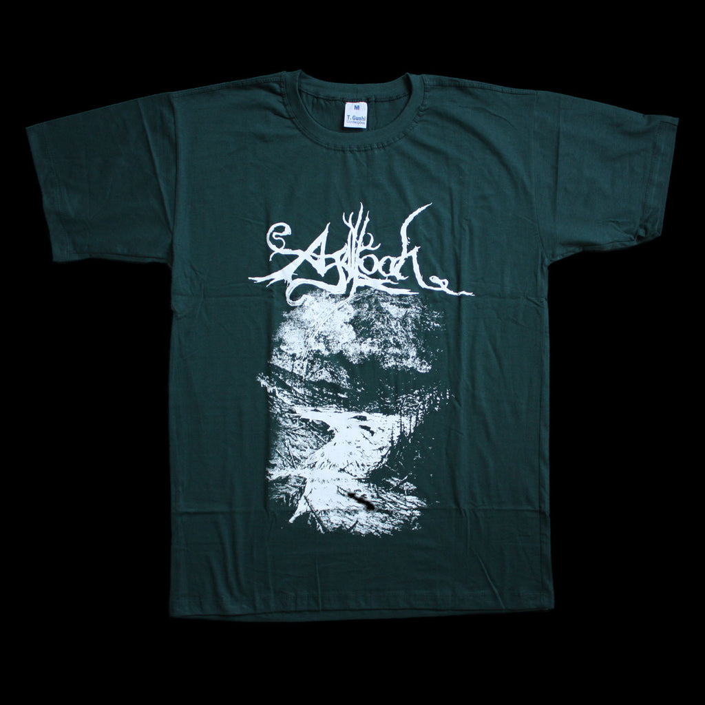 Agalloch - Nature (Green) (T-Shirt)