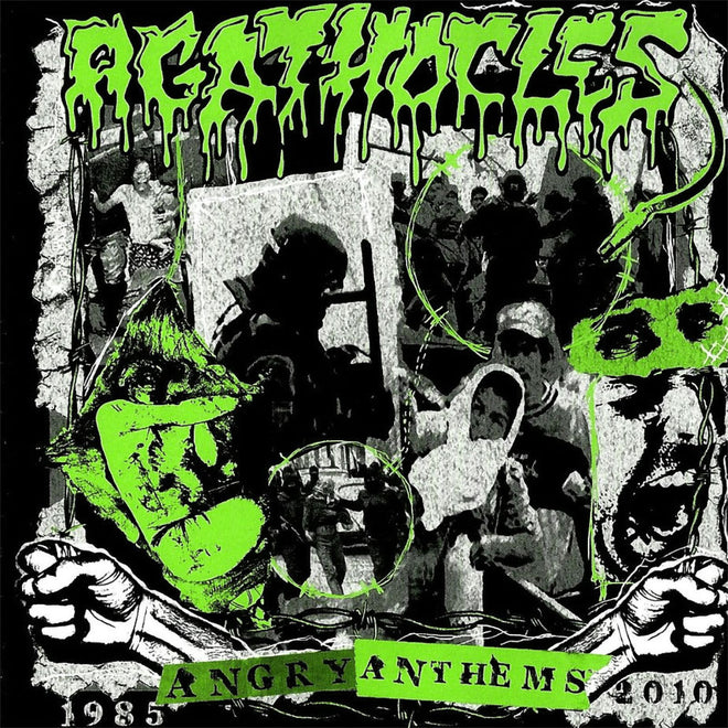 Agathocles - Angry Anthems 1985-2010 (CD)