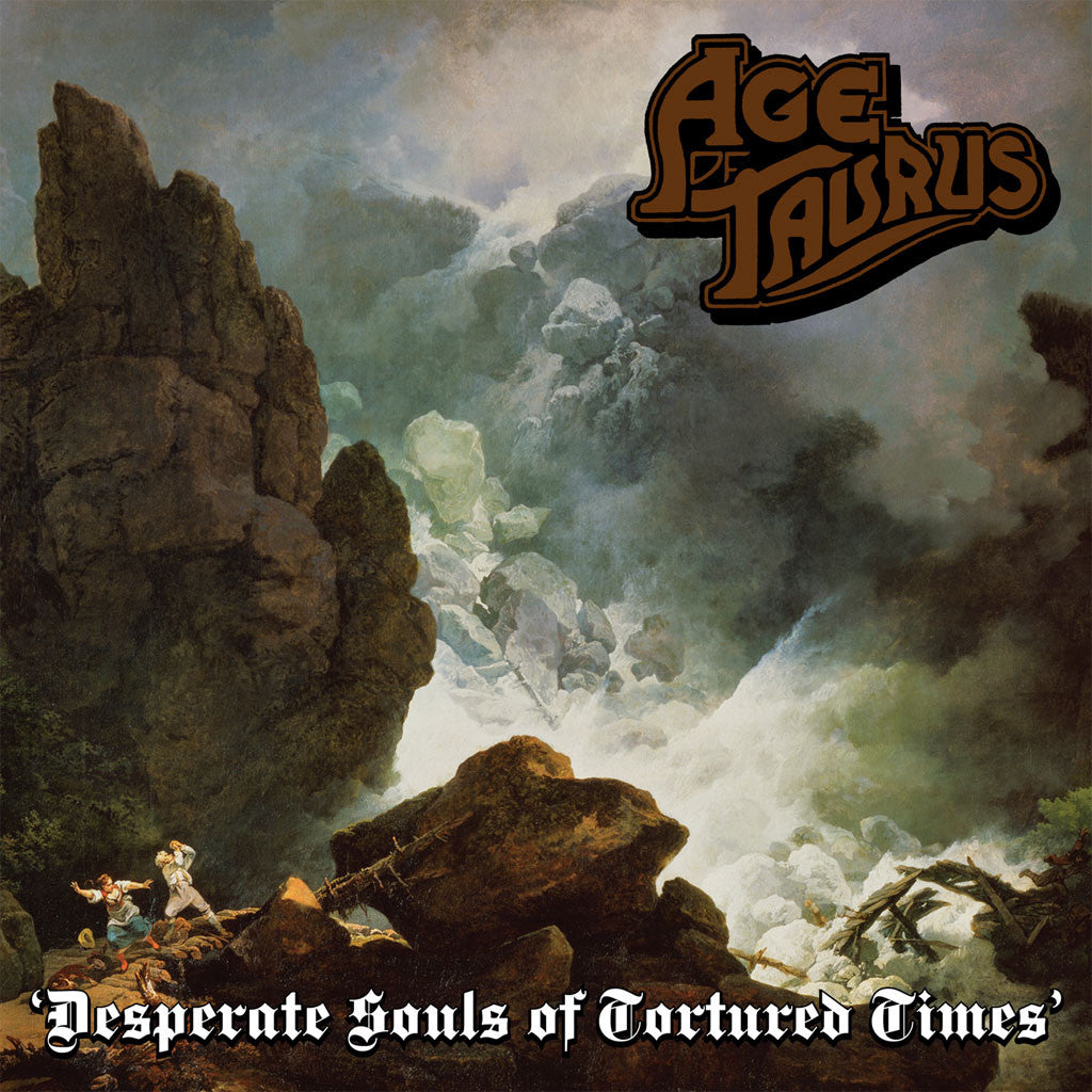 Age of Taurus - Desperate Souls of Tortured Times (CD)