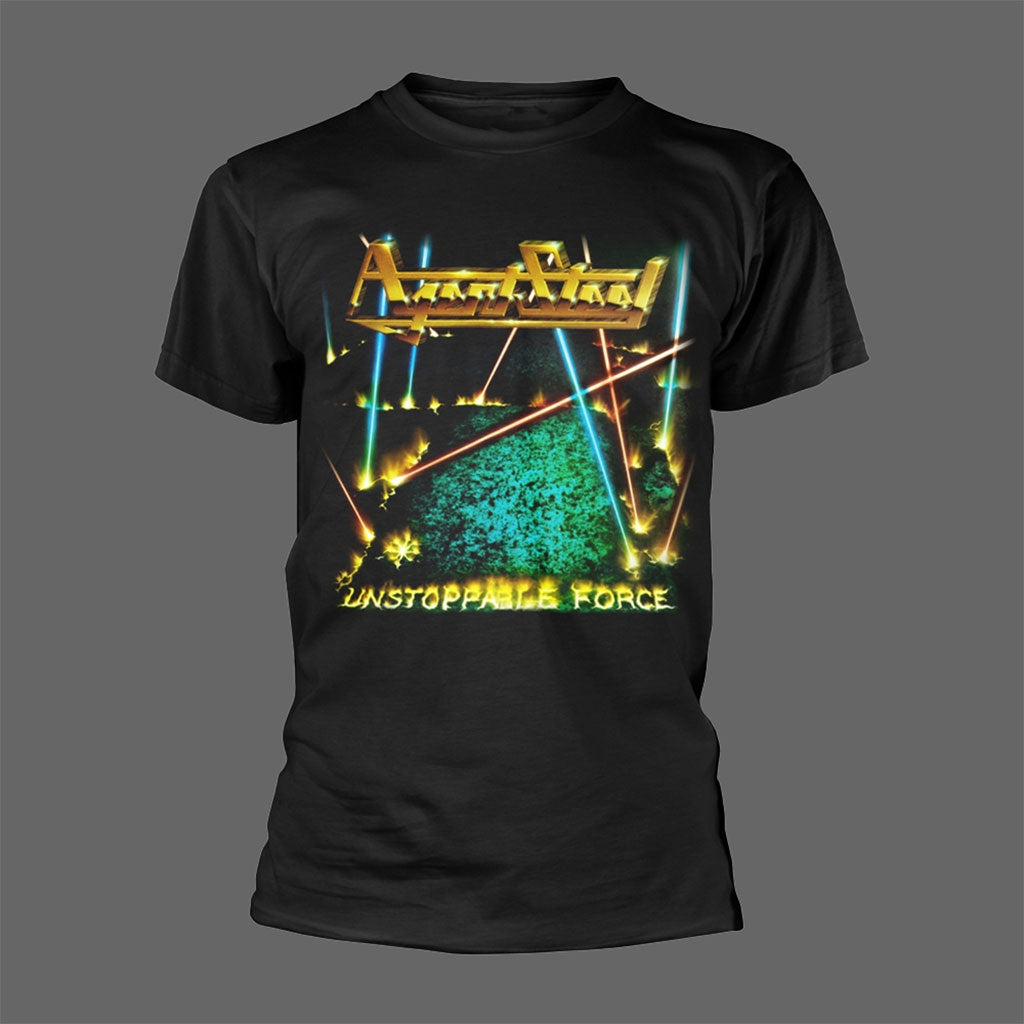 Agent Steel - Unstoppable Force (T-Shirt)