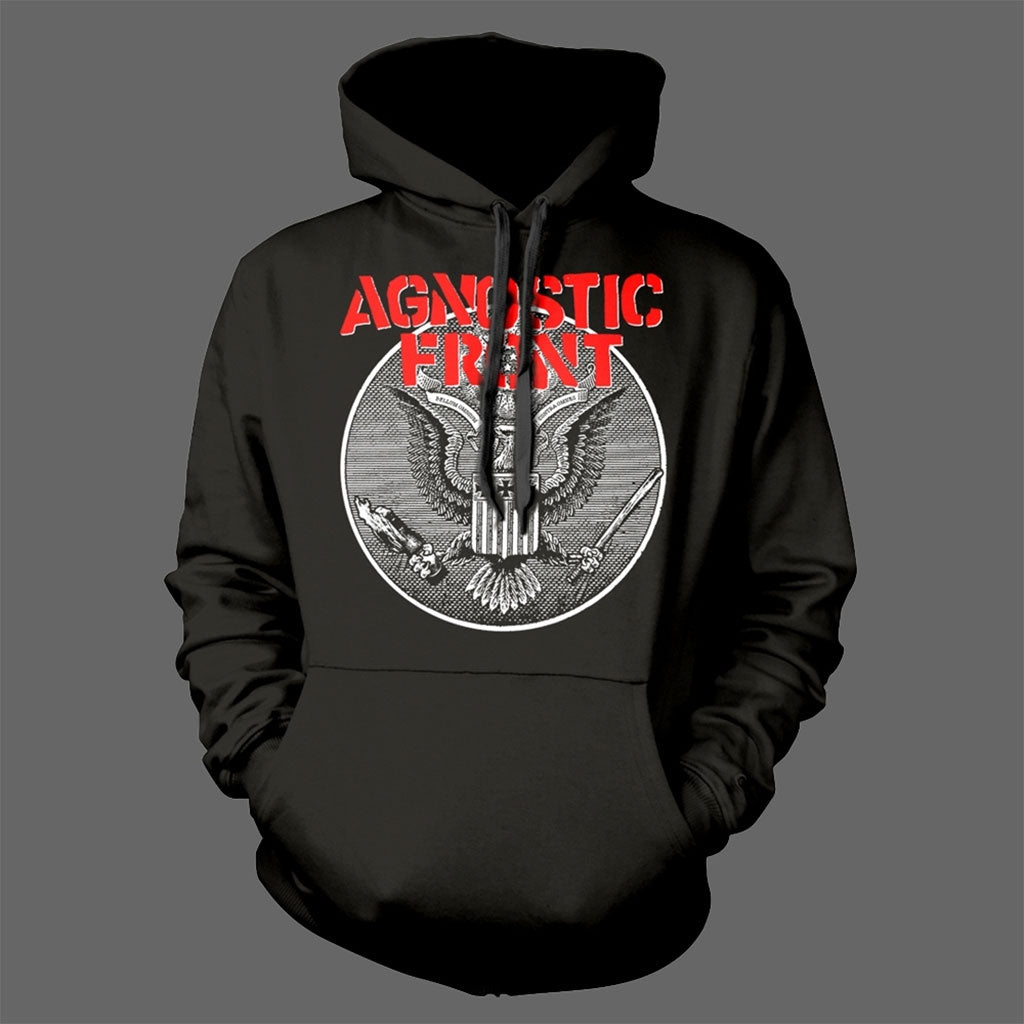 Agnostic Front - All Against All (Hoodie)