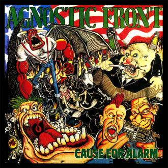 Agnostic Front - Cause for Alarm (2010 Reissue) (CD)
