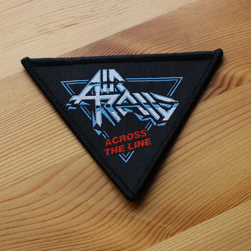 Air Raid - Across the Line (Woven Patch)