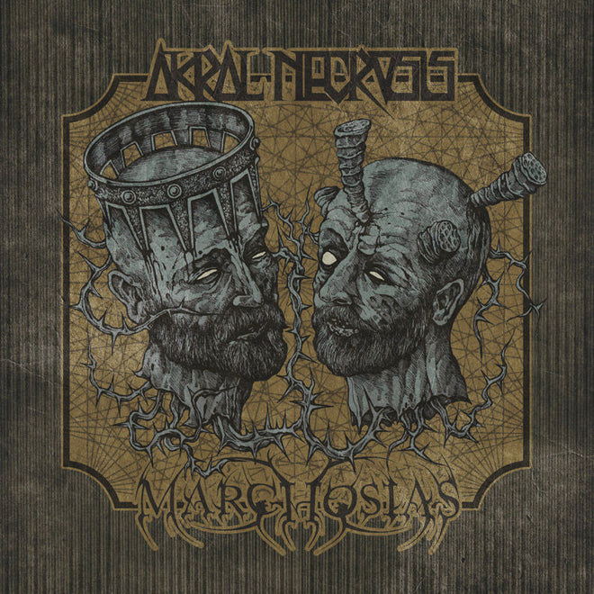 Akral Necrosis / Marchosias - Intersection (CD)