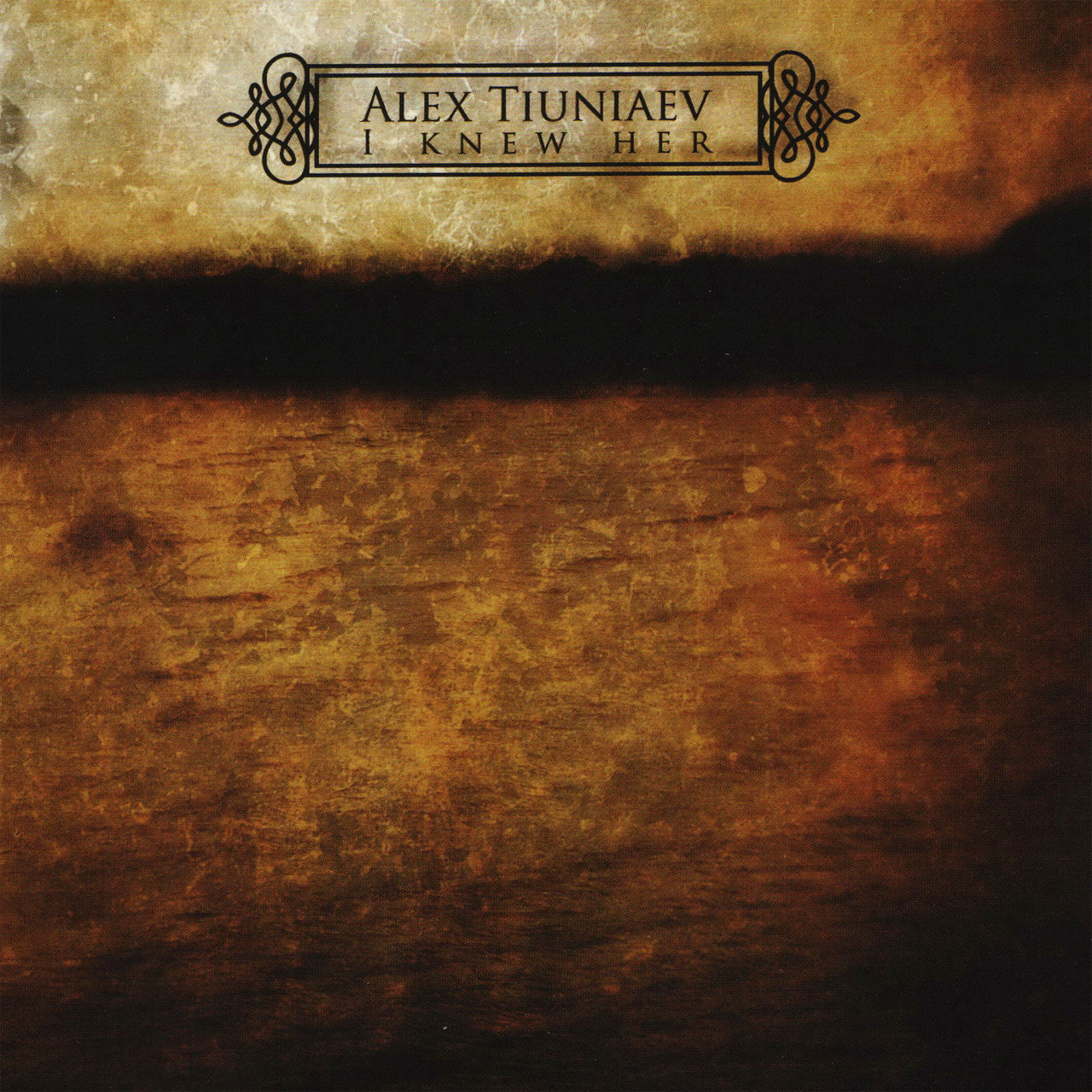 Alex Tiuniaev - I Knew Her (CD)