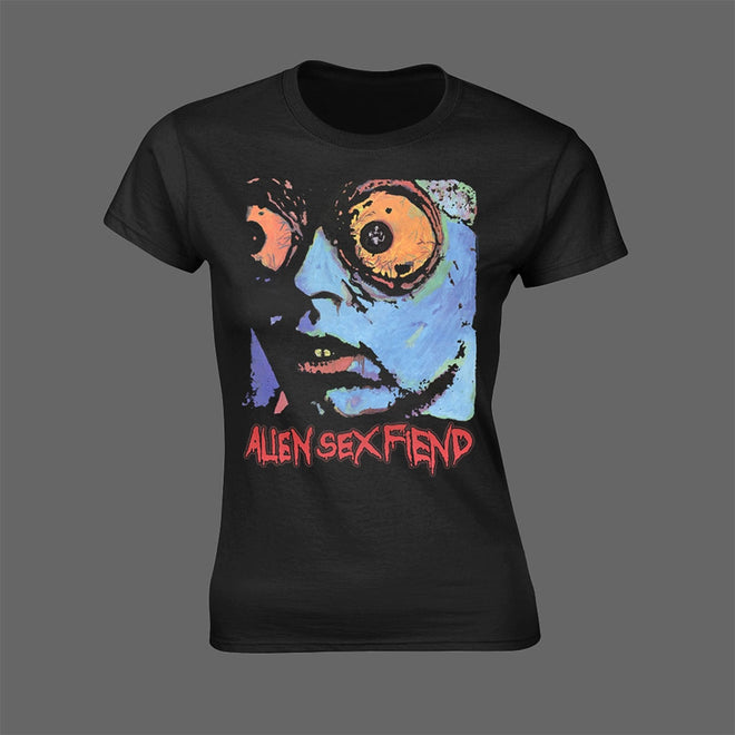 Alien Sex Fiend - Acid Bath (Women's T-Shirt)