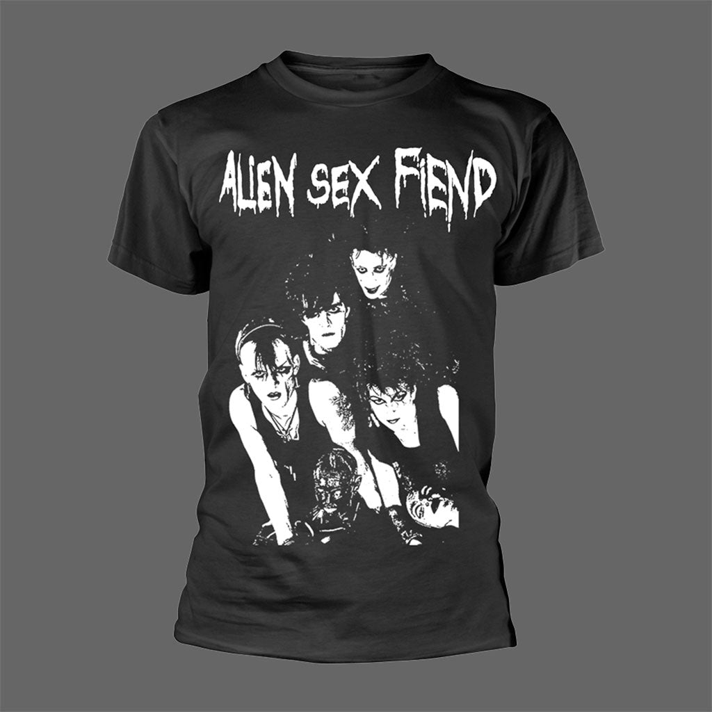 Alien Sex Fiend - Band (T-Shirt)