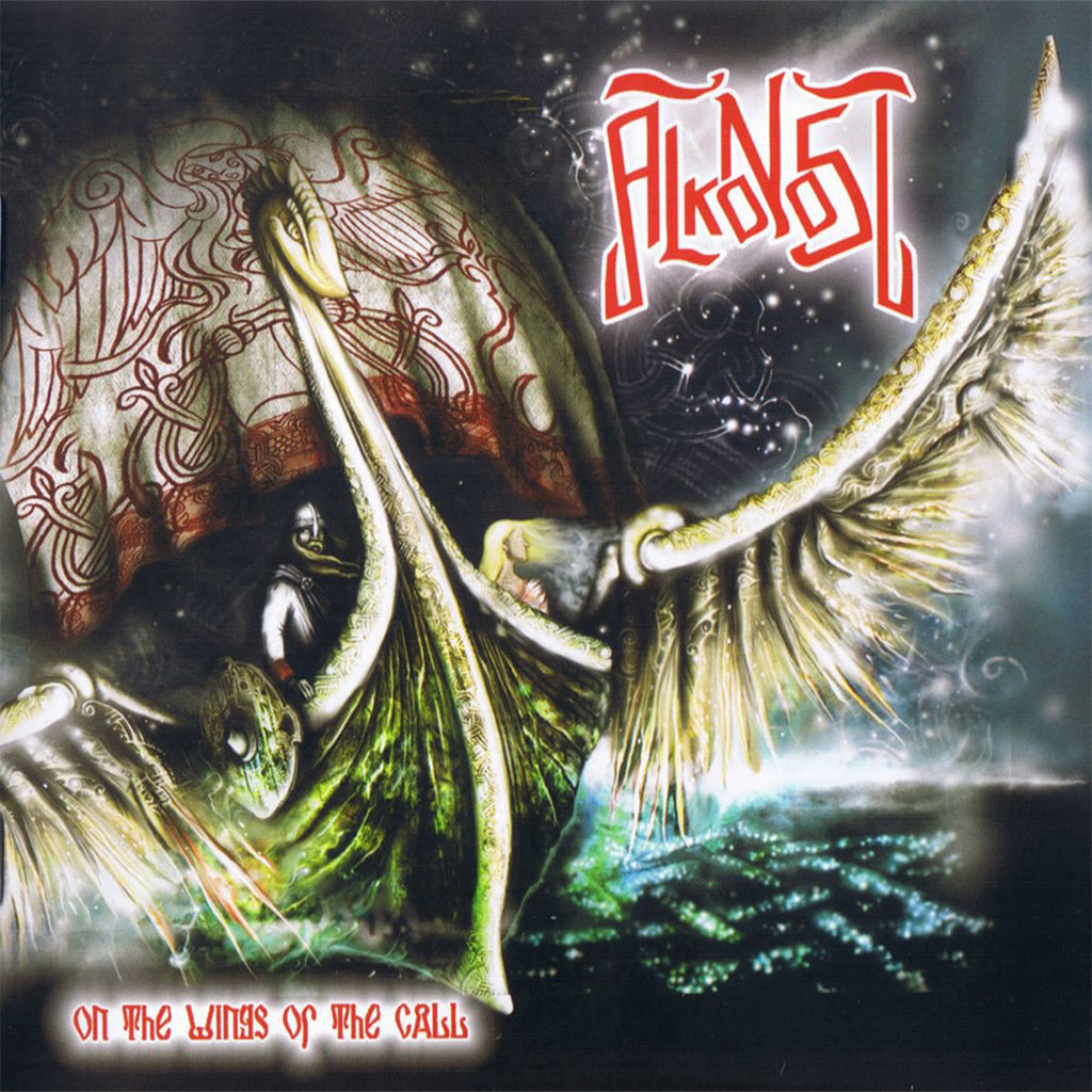 Alkonost - On the Wings of the Call (На крыльях зова) (CD)