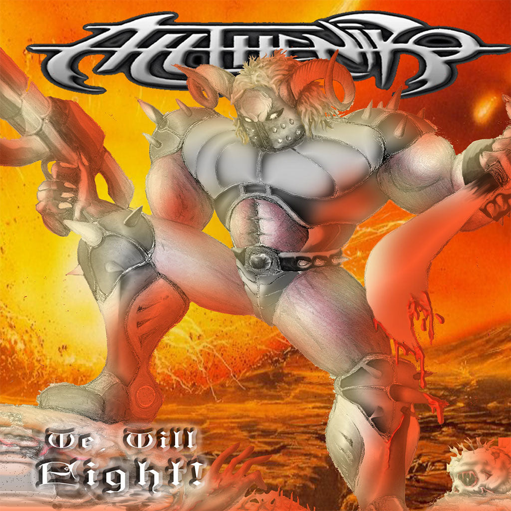Alltheniko - We Will Fight (CD)