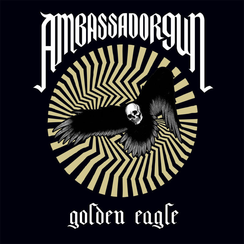 Ambassador Gun - Golden Eagle (CD)