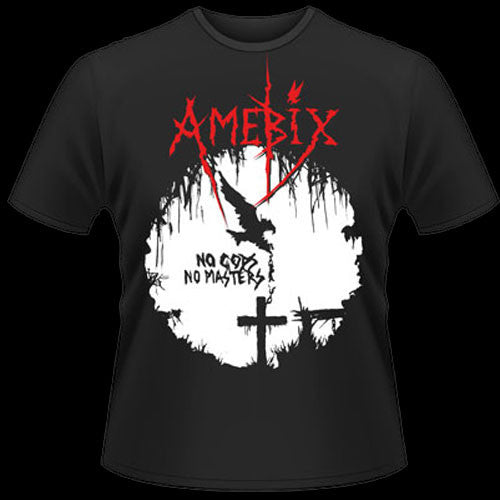 Amebix - No Gods No Masters (Who's the Enemy) (T-Shirt)