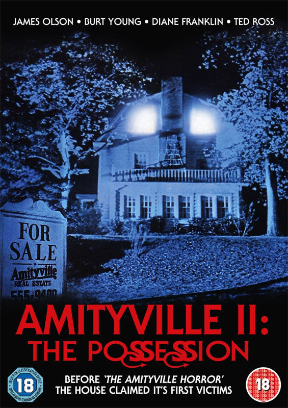 Amityville II: The Possession (1982) (DVD)