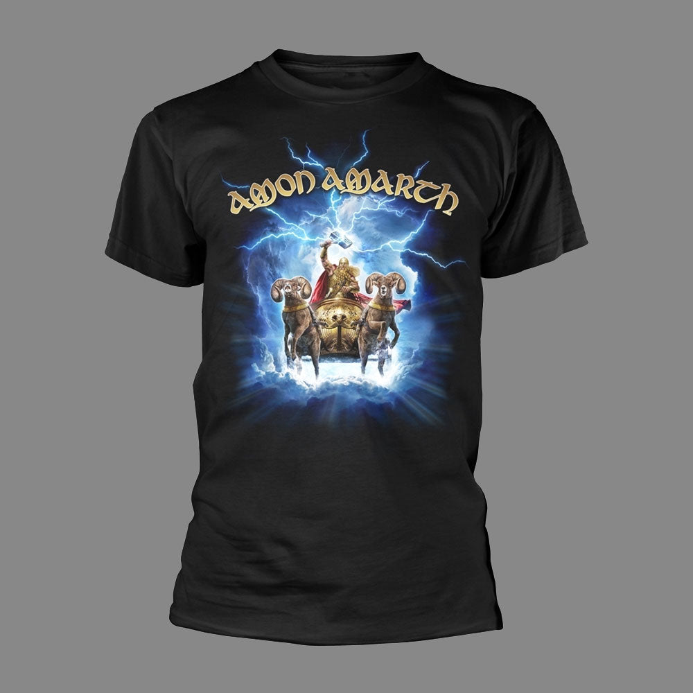Amon Amarth - Crack the Sky (T-Shirt - Pre-order: 24/7/2020)