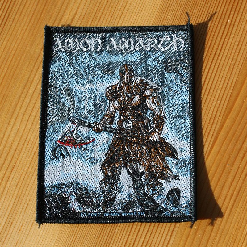 Amon Amarth - Jomsviking (Woven Patch)