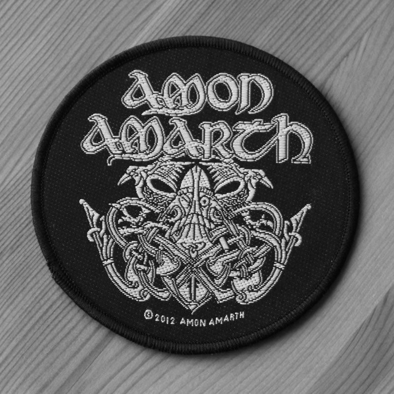 Amon Amarth - Odin (Woven Patch)