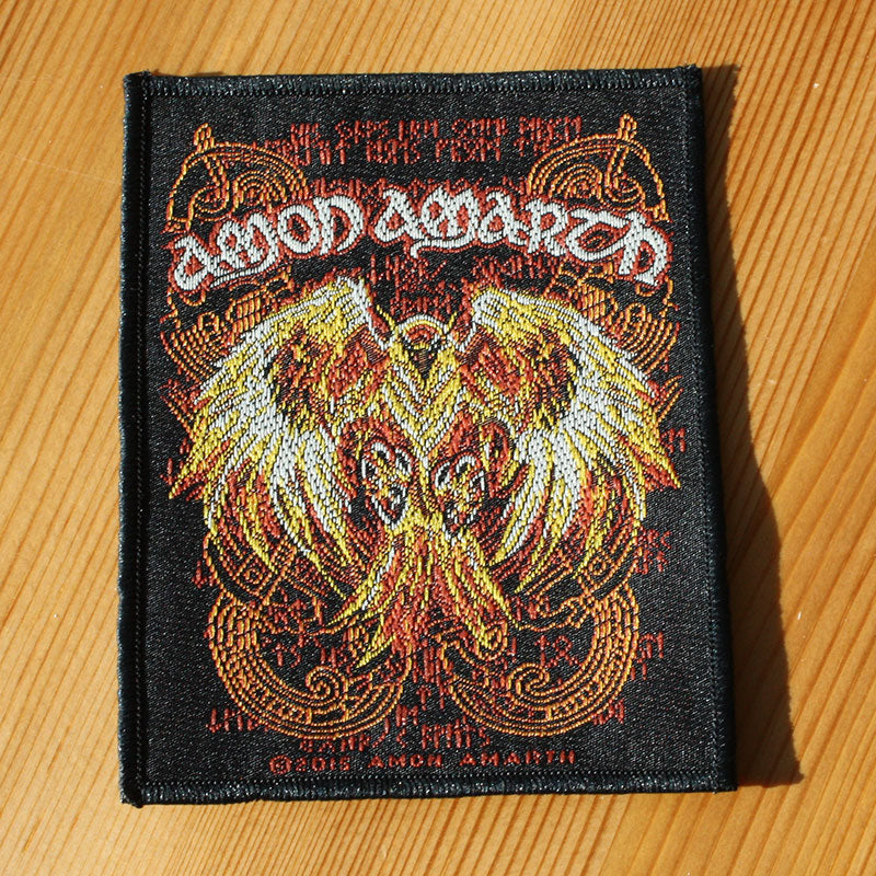 Amon Amarth - Phoenix (Woven Patch)