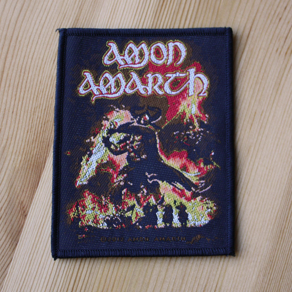 Amon Amarth - Surtur Rising (Woven Patch)