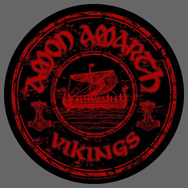 Amon Amarth - Vikings (Backpatch)