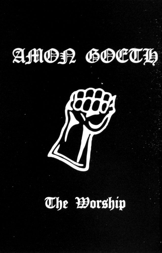 Amon Goeth - The Worship (Cassette)