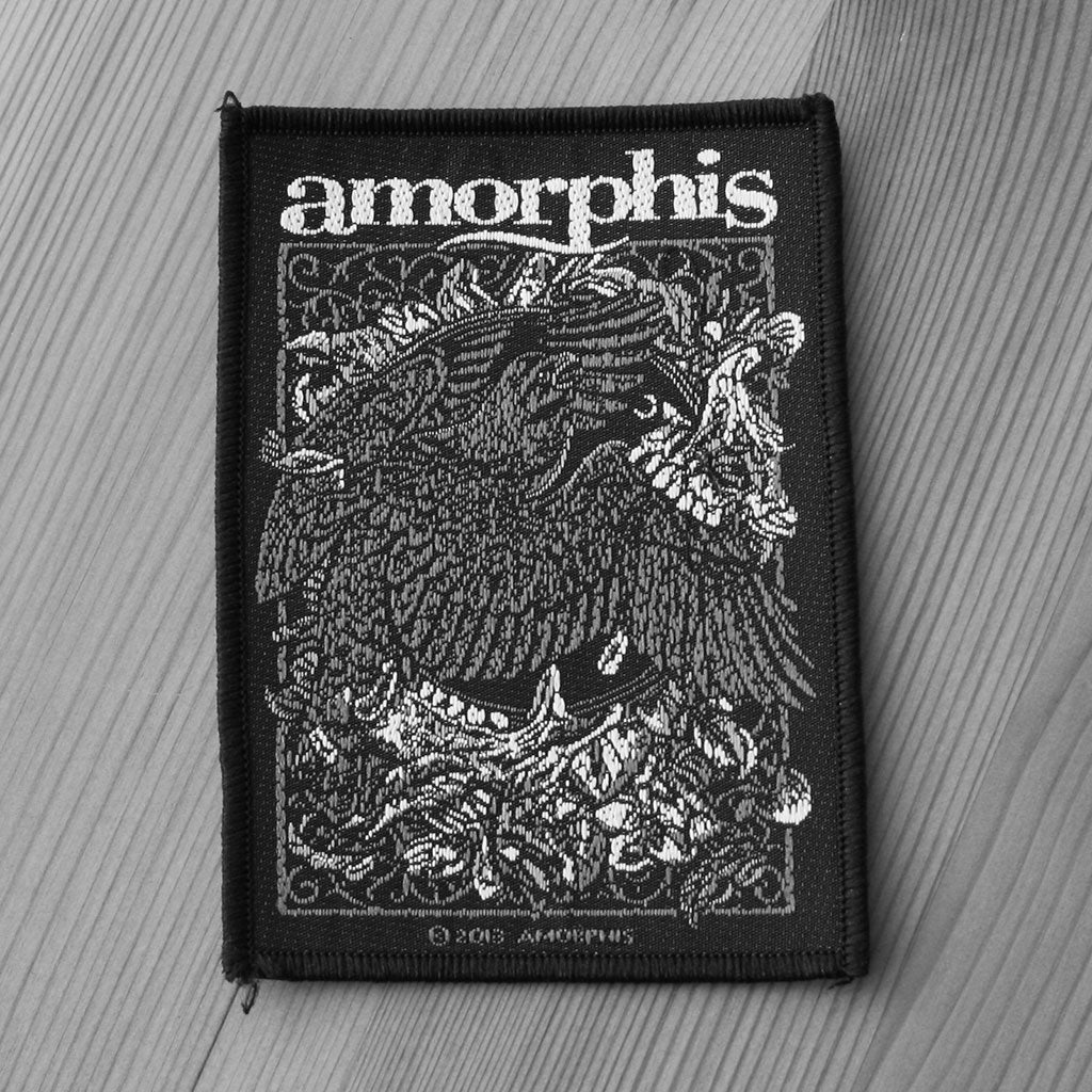 Amorphis - Circle (Bird) (Woven Patch)