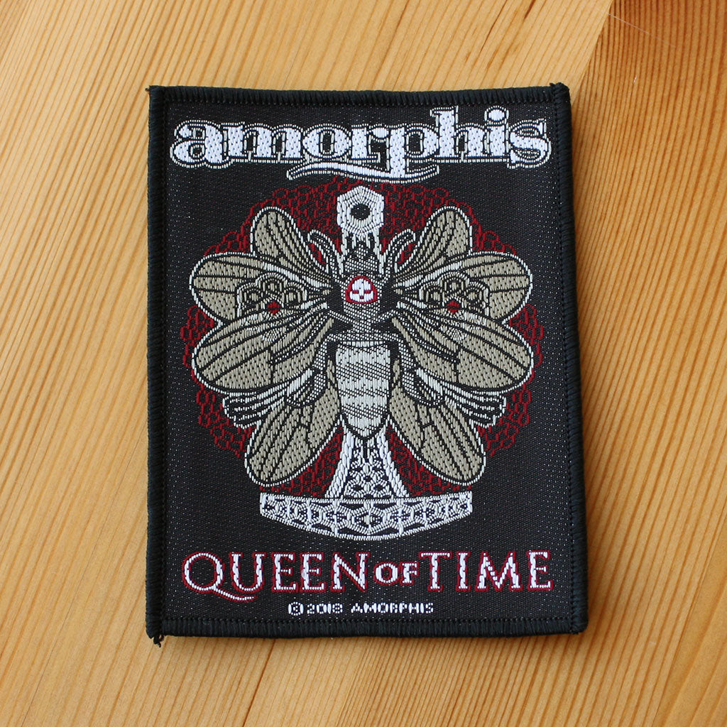 Amorphis - Queen of Time (Woven Patch)
