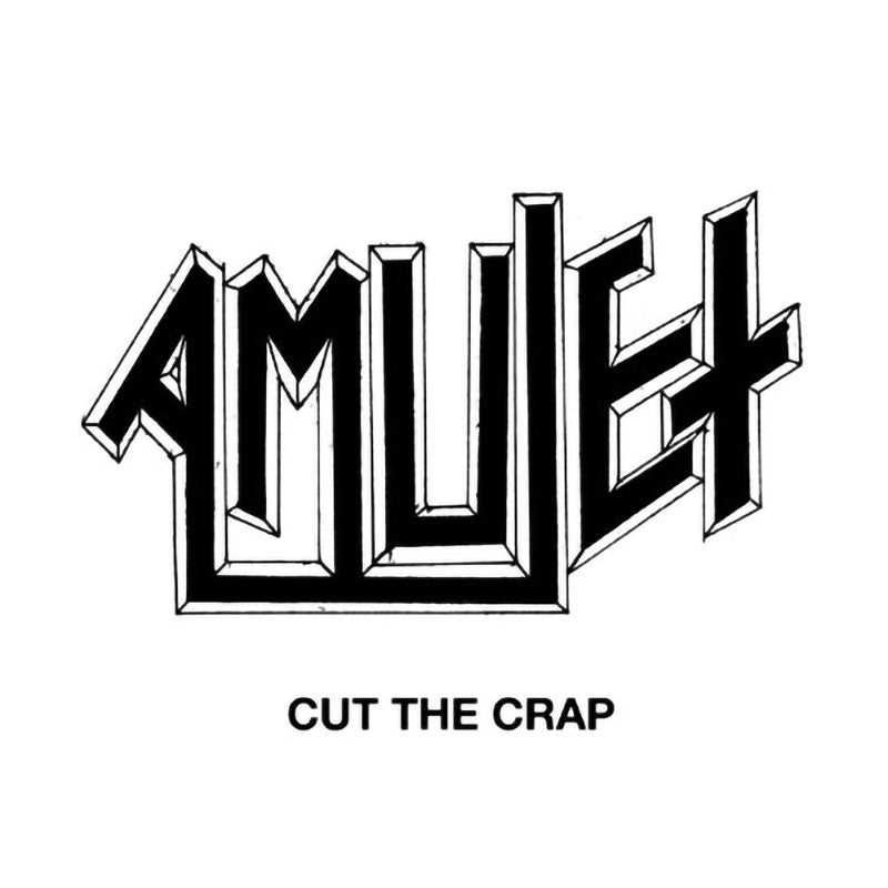 Amulet - Cut the Crap (EP)