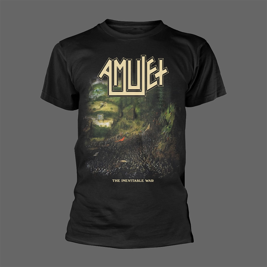 Amulet - The Inevitable War (T-Shirt)