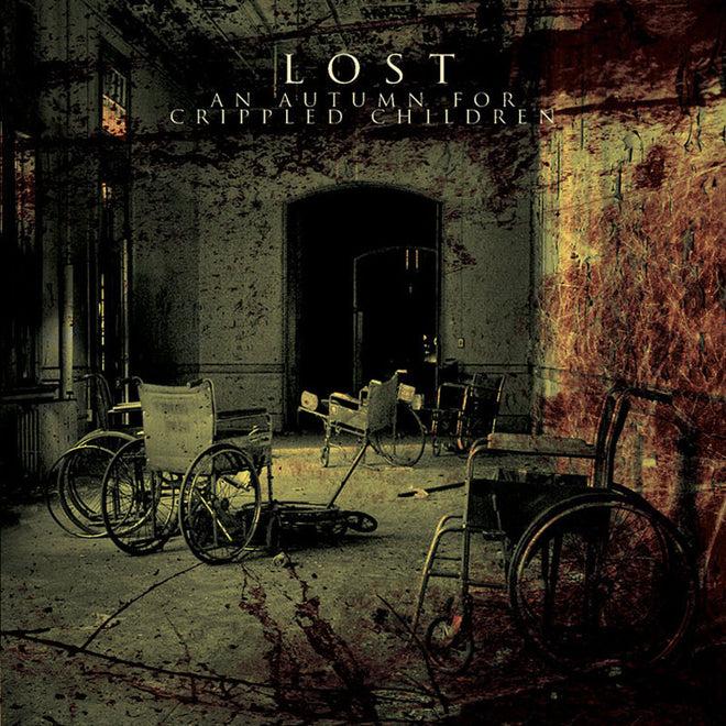 An Autumn for Crippled Children - Lost (CD)