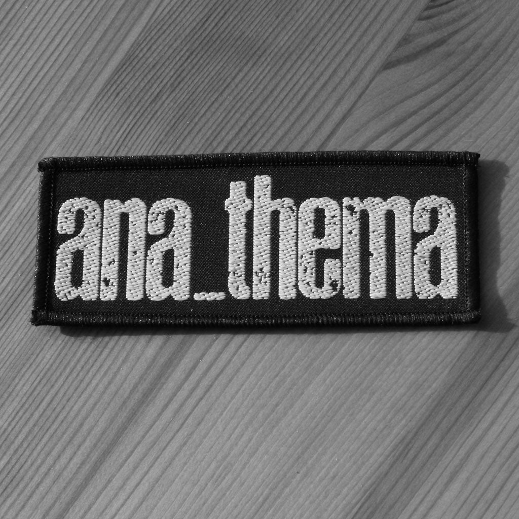Anathema - New Logo (Woven Patch)