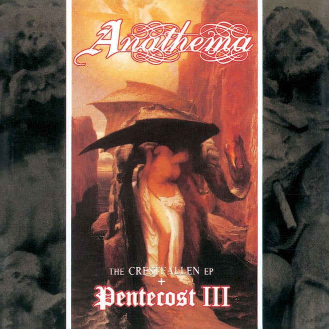 Anathema - Pentecost III + The Crestfallen EP (2014 Reissue) (CD)