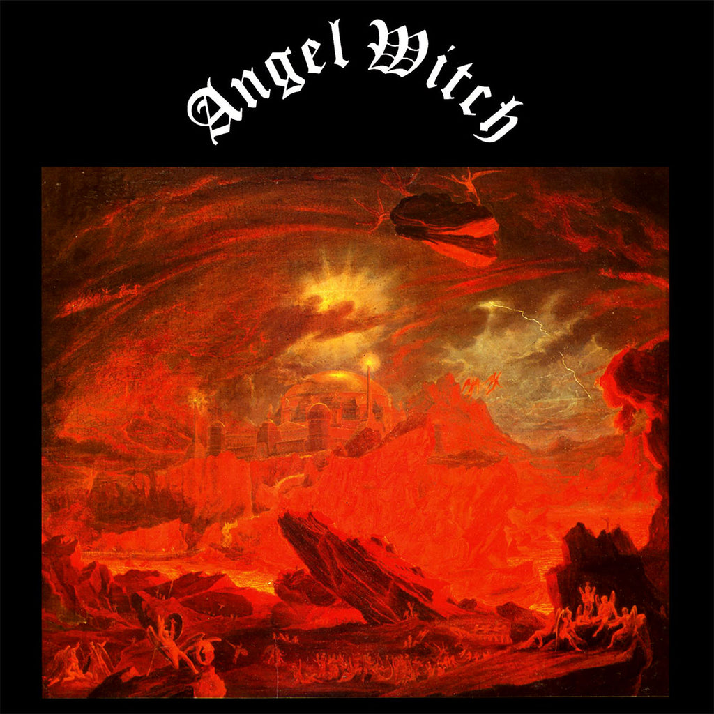 Angel Witch - Angel Witch (2019 Reissue) (LP)