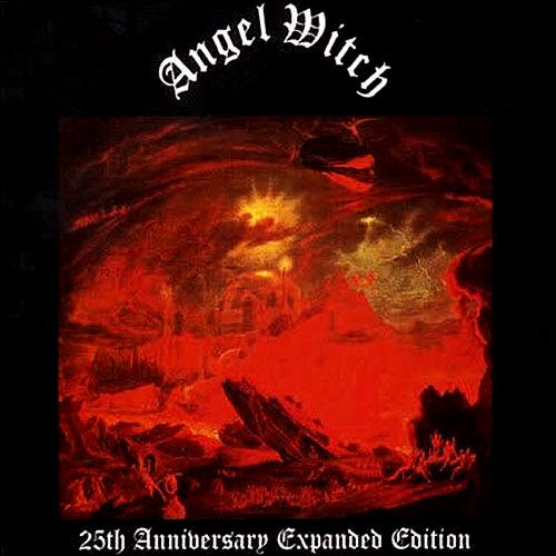Angel Witch - Angel Witch (25th Anniversary Expanded Edition) (CD)