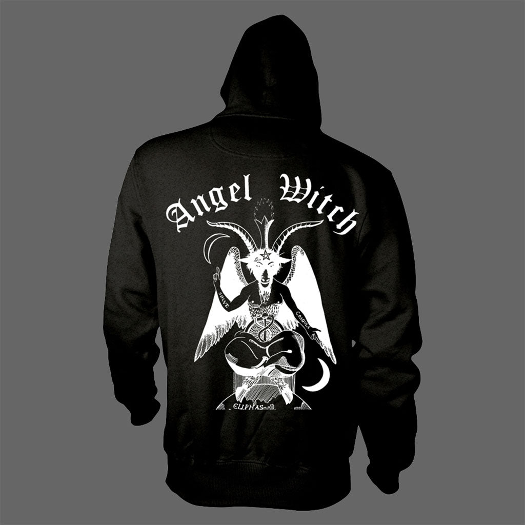 Angel Witch - Baphomet (Full Zip Hoodie)
