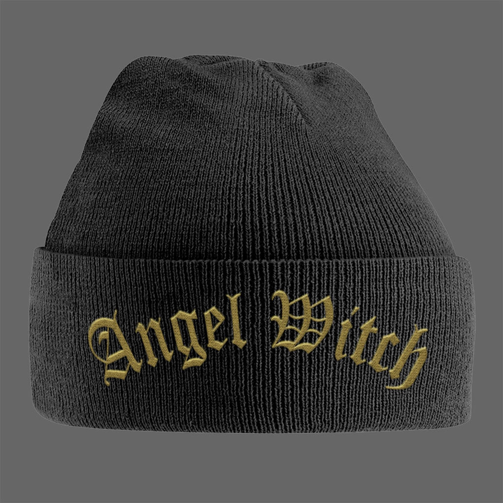 Angel Witch - Gold Logo (Beanie)