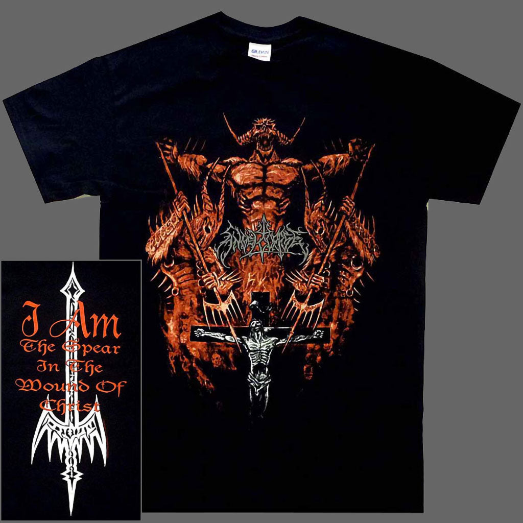 Angelcorpse - Christhammer (T-Shirt)