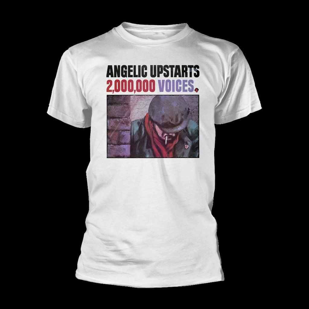 Angelic Upstarts - 2,000,000 Voices (T-Shirt)