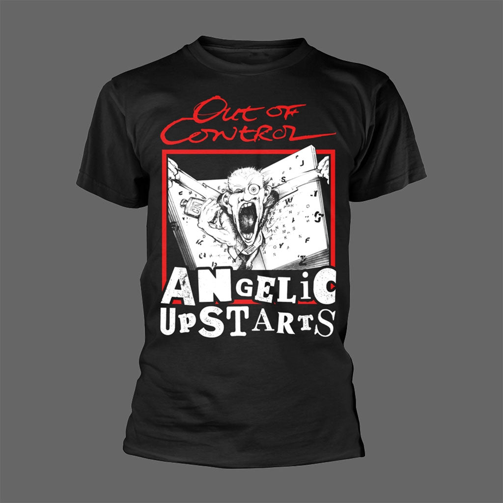 Angelic Upstarts - Out of Control (T-Shirt)