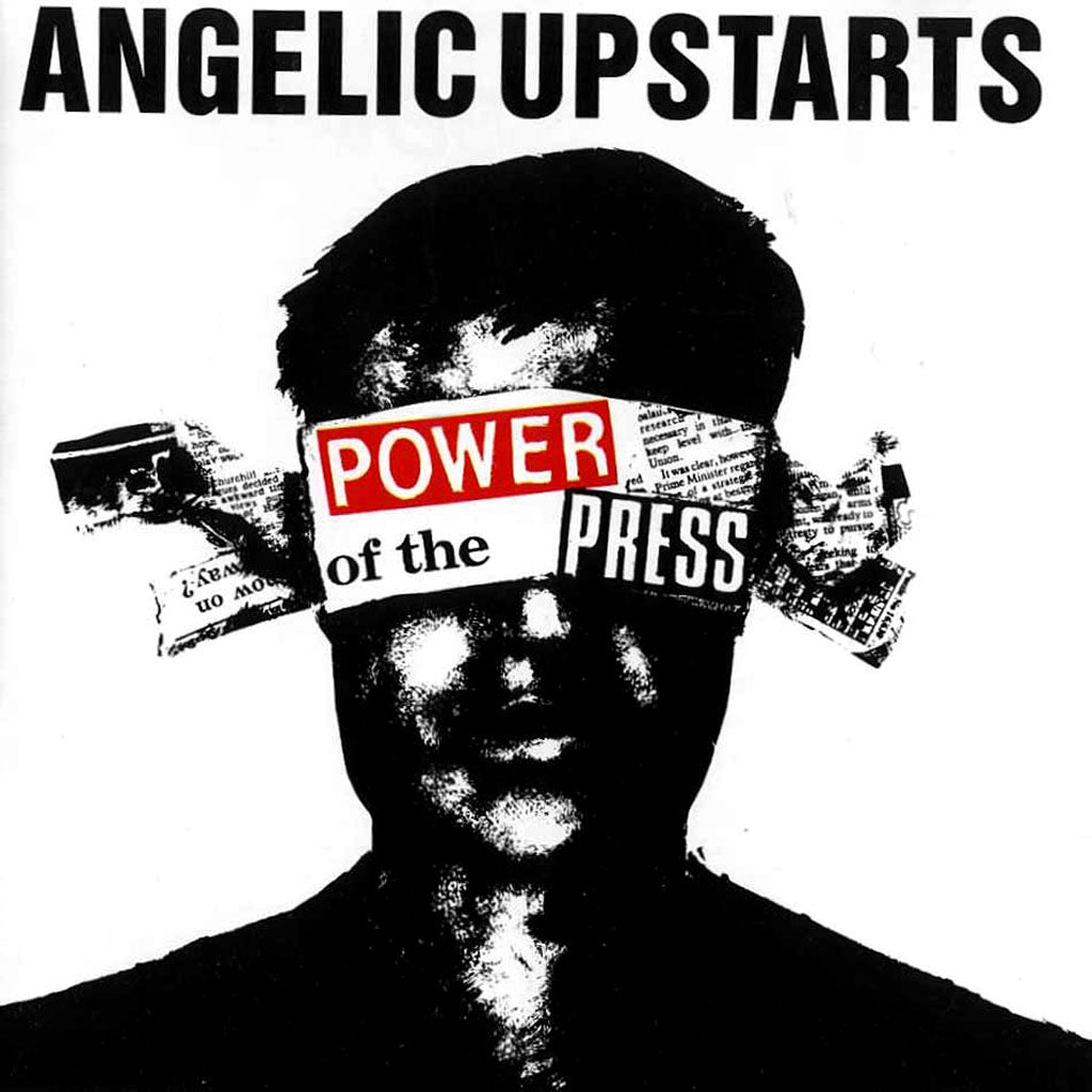 Angelic Upstarts - Power of the Press (2016 Reissue) (CD)