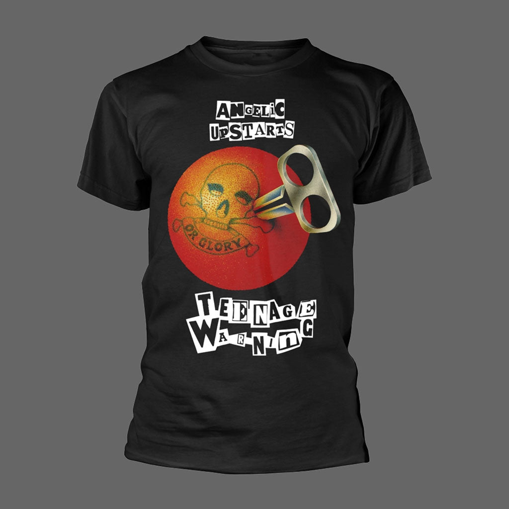 Angelic Upstarts - Teenage Warning (T-Shirt)