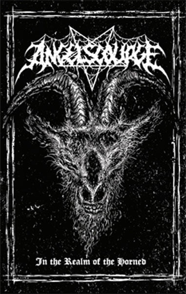 Angelscourge - In the Realm of the Horned (Cassette)