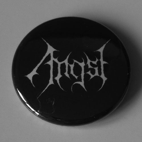 Angst (SE) - White Logo (Badge)